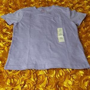 Cat & Jack lavender shirt